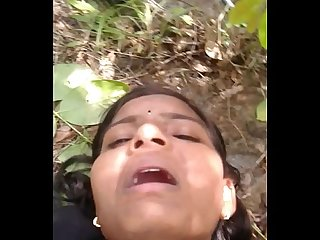 Kerala college girl crying with pain