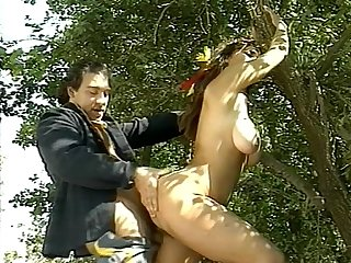Melodie Kiss scene from Orgies Romaines